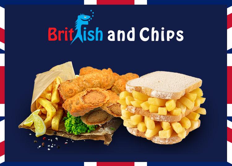 BritFish and Chips