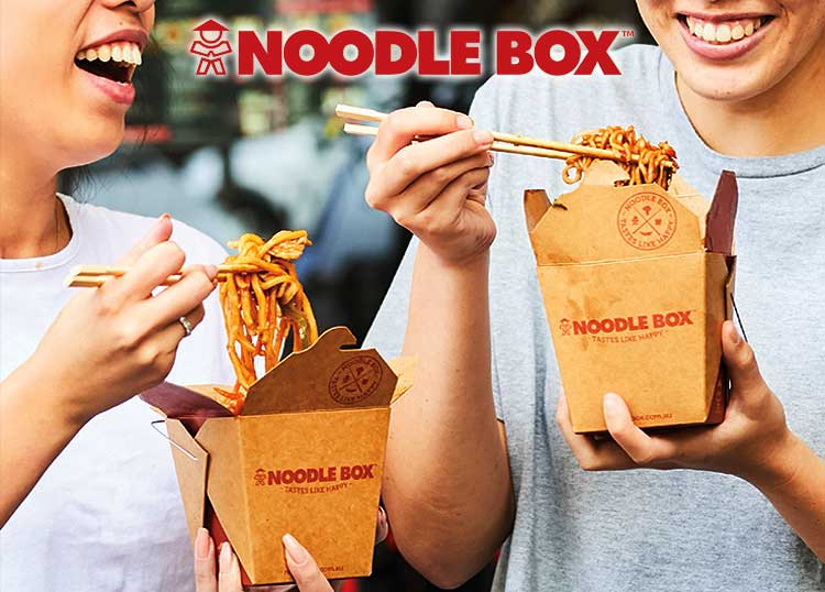 Noodle Box Shailer Park, Calamvale & Park Ridge