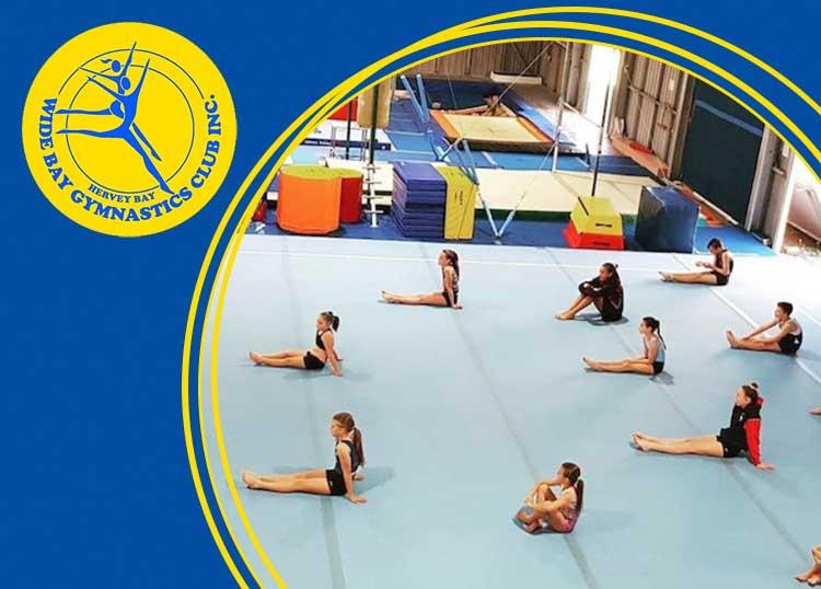 Wide Bay Gymnastics Club Inc