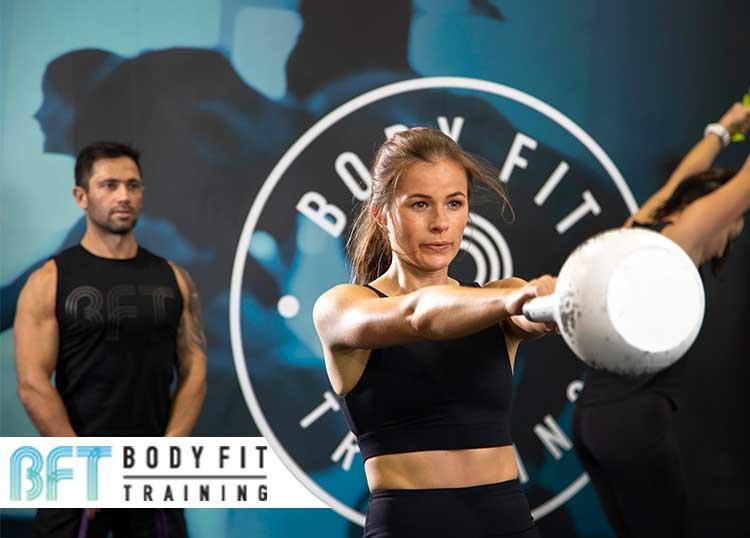Body Fit Training Aspley