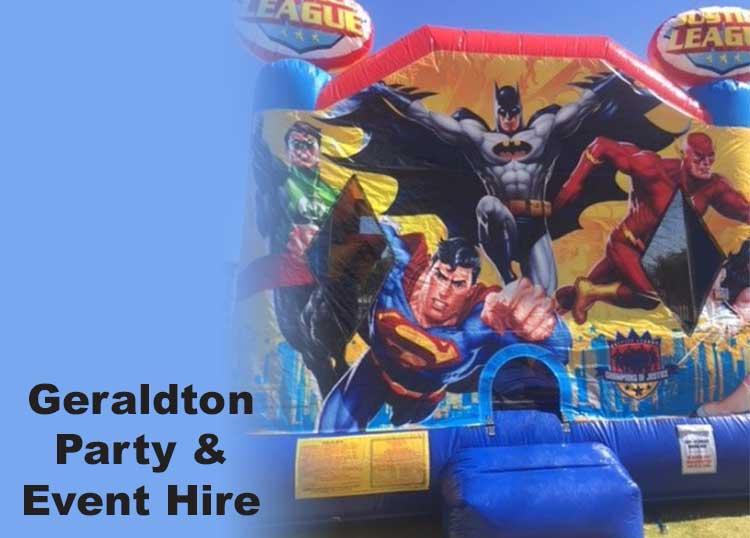 Geraldton Party & Event Hire.