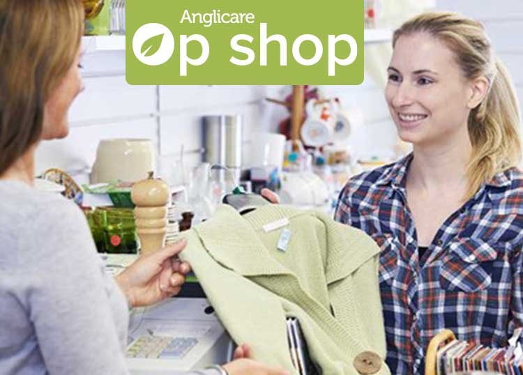 Anglicare Op Shop Liverpool