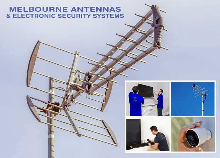 Melbourne Antennas & Electronic Security Systems