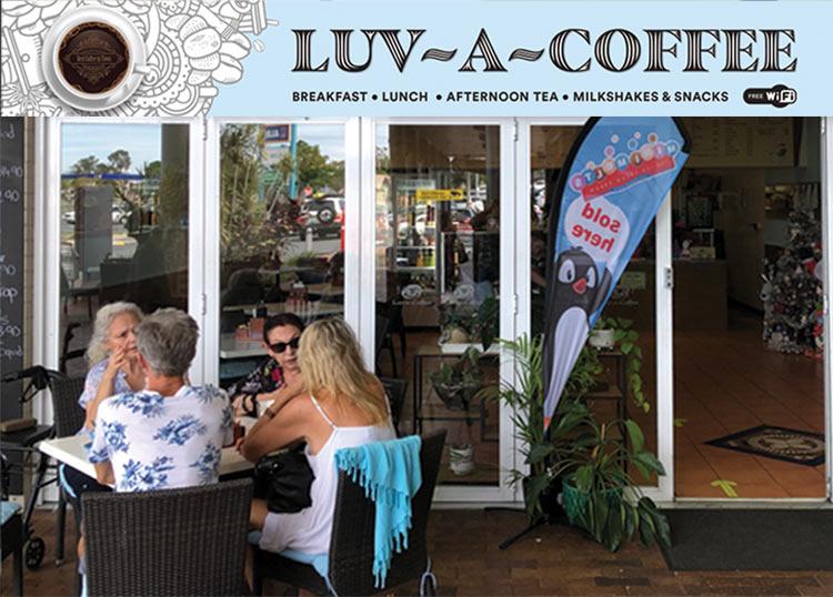 Luv a Coffee Nerang