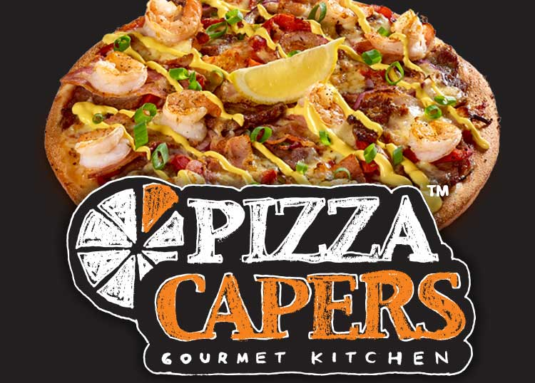 Pizza Capers Chelmer