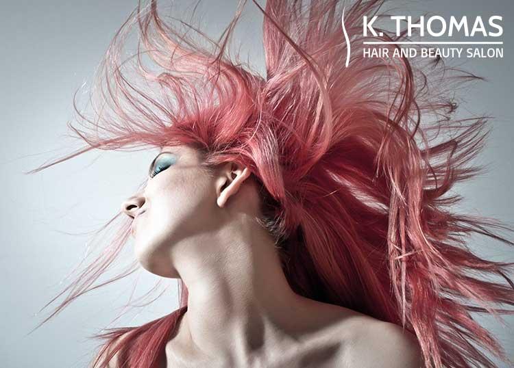 K.Thomas Hair And Beauty Salon