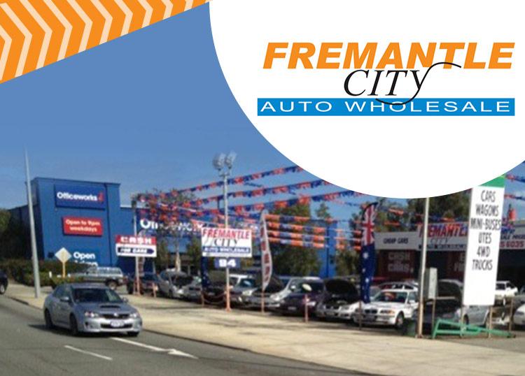 Fremantle City Auto Wholesale