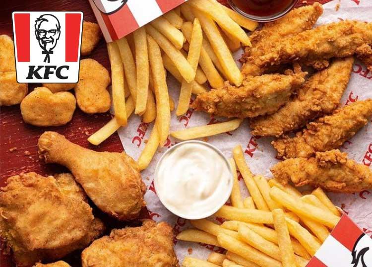 KFC Erina Fair Food Court