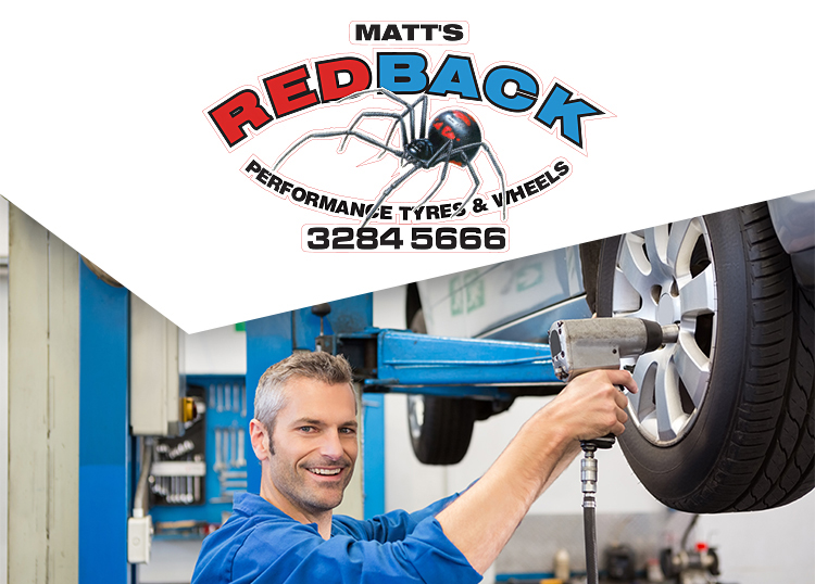 Redback Performance Tyres & Wheels