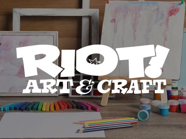Riot Art & Craft
