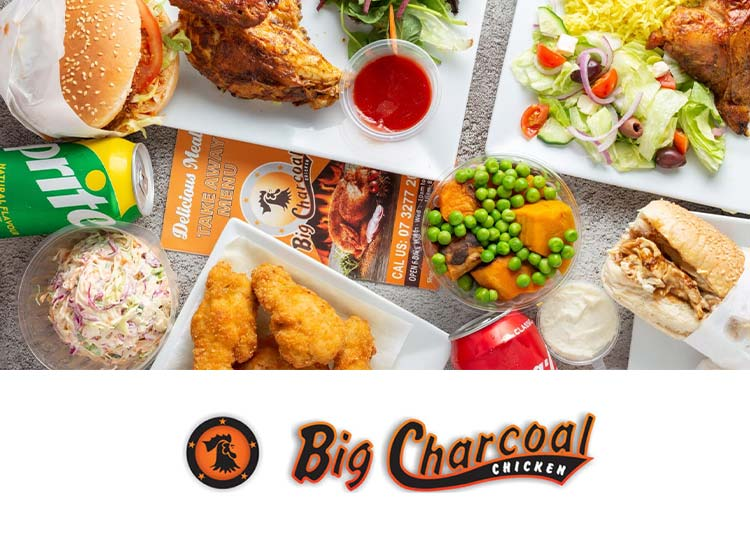 Big Charcoal Chicken