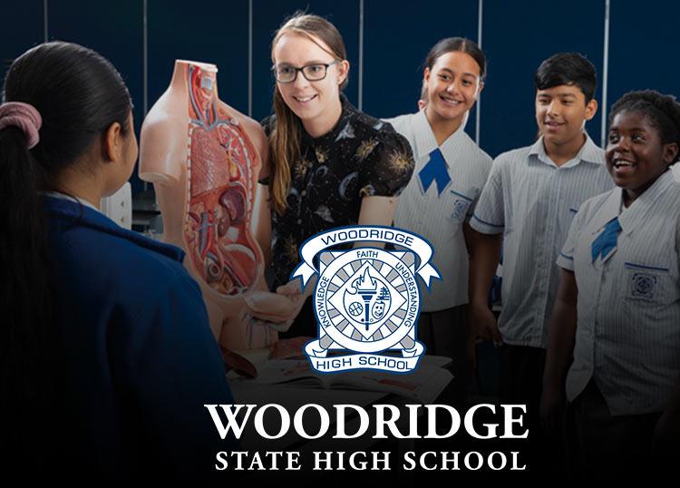 Woodridge State High School